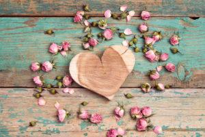 aprende cómo secar flores