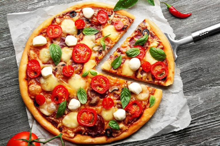 receta pizzas caseras