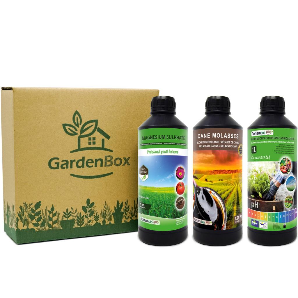 cultivar en casa huerto urbano garden box
