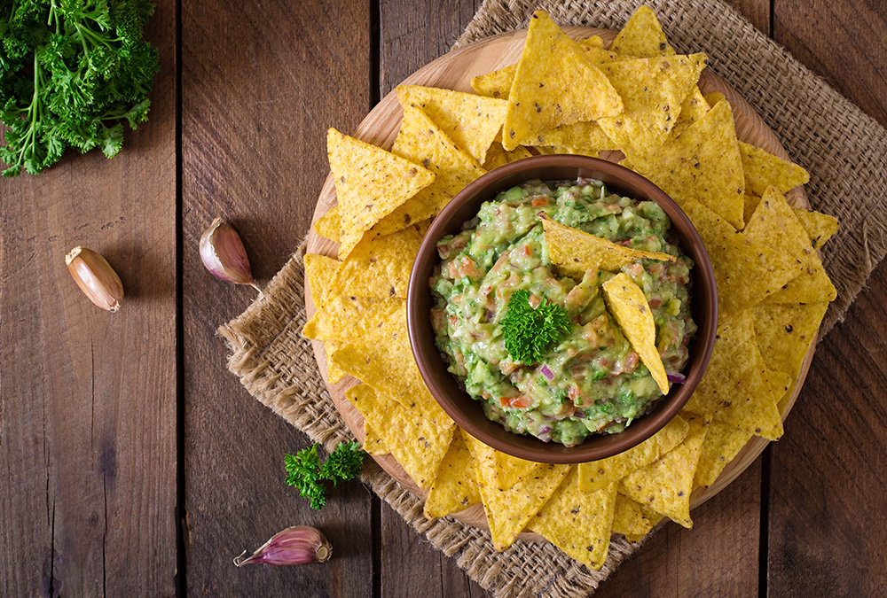 guacamole recetas de comida mexicana