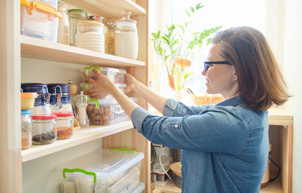 buen almacén para disminuir desperdicio de alimentos