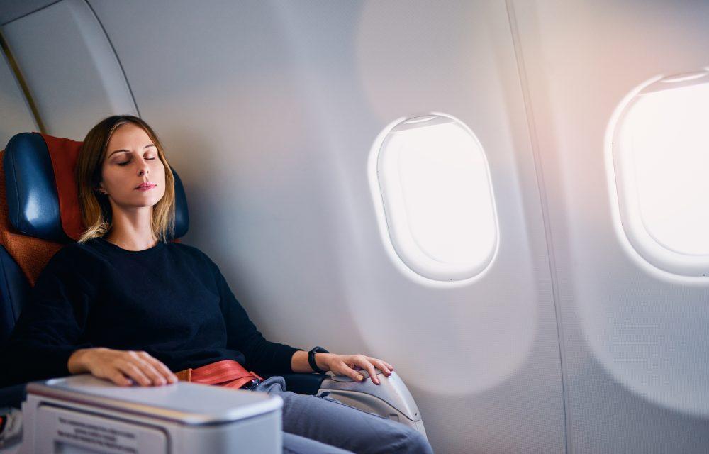 relajación para el miedo a volar