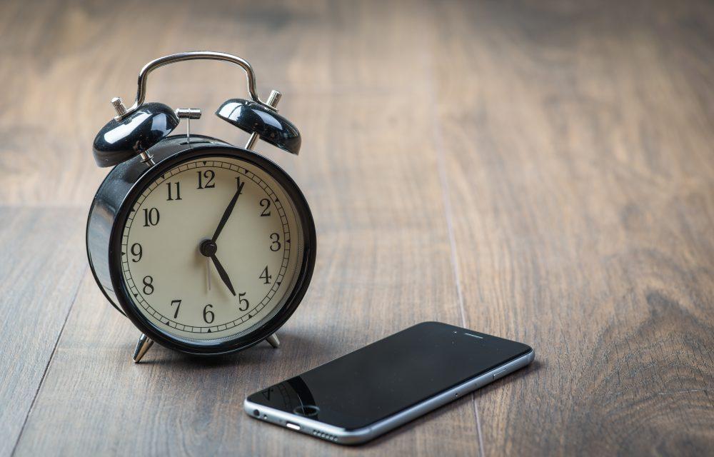 horarios usos móvil