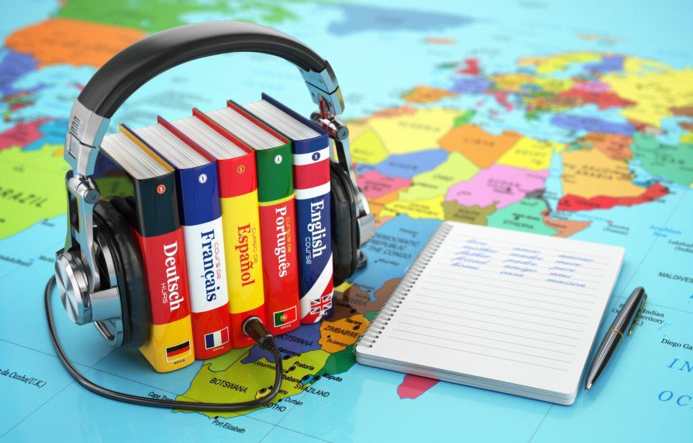 hablar otros idiomas mientras viajas
