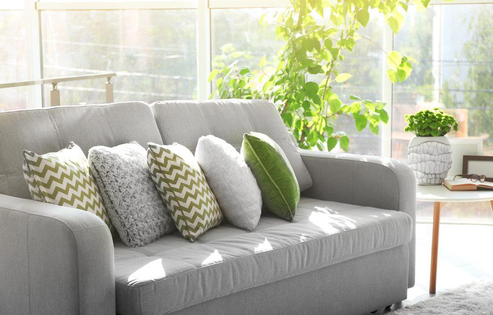tapicería de sofá