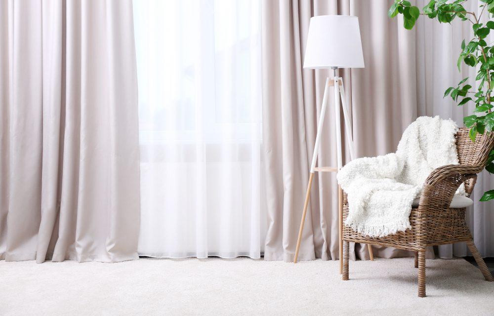 prepara tu casa y tus cortinas